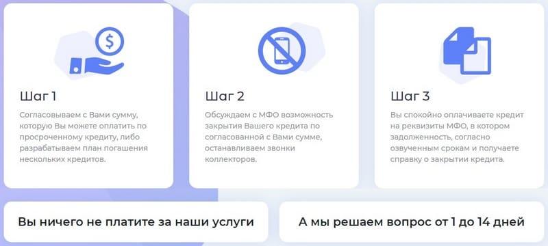 Как работает Dolga NET